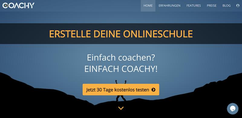 COACHY | Einfach coachen? Einfach Coachy!