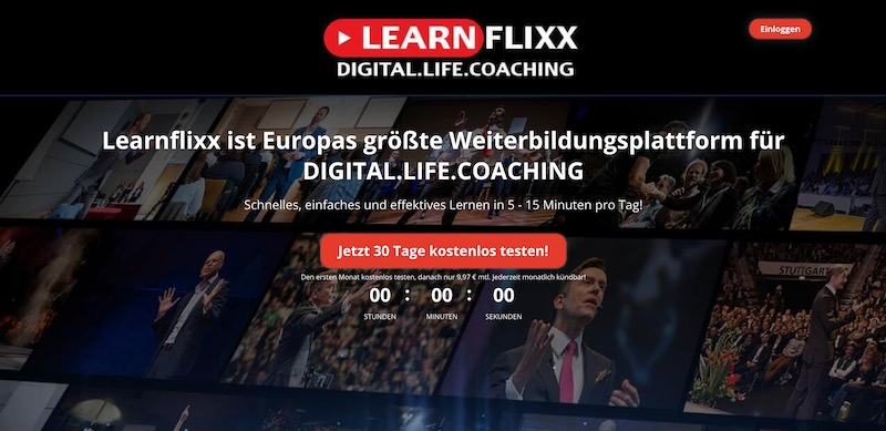 Learnflixx - Digital . Life . Coaching