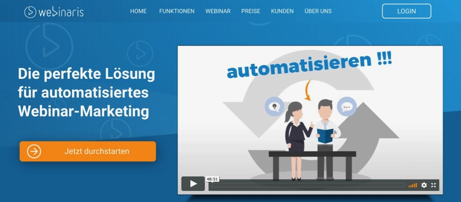 Webinaris - Webinar-Marketing